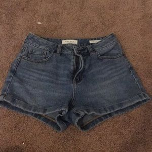 Pants - High waisted mom shorts ON HOLD